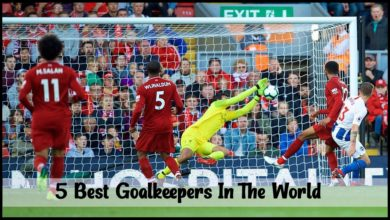 5 Best Goalkeepers In The World