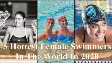 Hottest Female Swimmers In The World In 2020