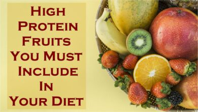 High Protein Fruits